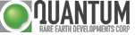 Quantum Rare Earth Developments Corp. Logo