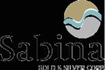 Sabina Gold & Silver Corp Logo